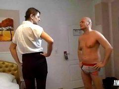 LissLongLegs: Room number 6 – Secret fuck!
