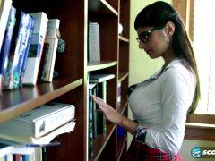 Mia Khalifa – College Coed