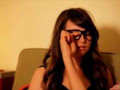 Milana Vayntrub- Glasses