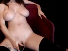 Milf Boobs And Cumming Pussy