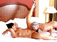 Milf Spends Night Out with Girlfriend