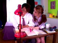 Minori Hatsune – Busty Private Tutor