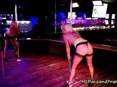 Ms Paris Rose is The Strip Club Entertainer
