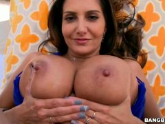 Nothing Better Than A Ava Addams' Poolside Titfuck/Blowjob Combo