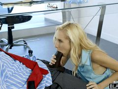 Odette Delacroix Hot Assistant Gets Bbc From