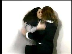 Office Women Fight