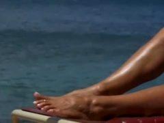 """Pamela Anderson In """"Baywatch: Hawaiian Wedding"""""""