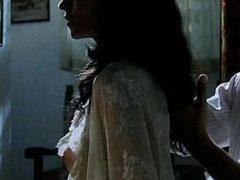 Romina Mondello In The Wax Mask