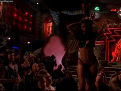 Salma Hayek – From Dusk Till Dawn : Tarantino And Clooney Liked It!