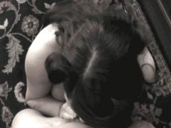Skanky babes blowing cocks series by 'Deepthroat Heaven'