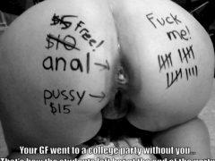 slut party fuck fest