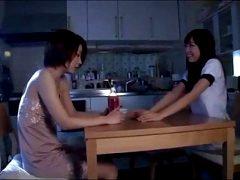Slutty Horny Depraved Lesbian School Sex in Japan