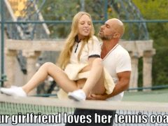 tennis coach cheat