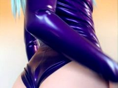 What Do You Think Of My Ass In This Latex Suit? ?