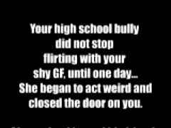 Your bully claims your GF