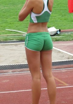 25 Images Of Girls In Tight Shorts