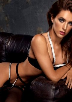 25 Pictures Of Lingerie Models