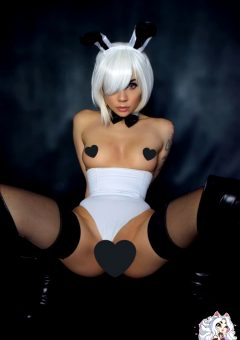 2Bunny From NieR: Automata Cosplay – By Felicia Vox