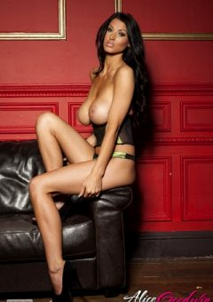 Alice Goodwin – In The Red Room