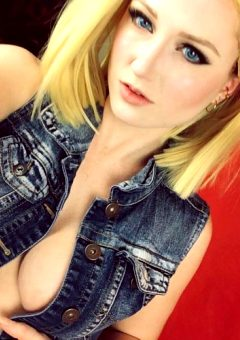 Android 18 By Termina Cosplay