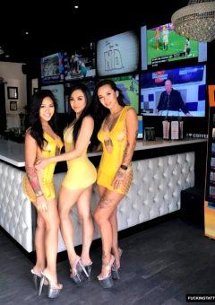 Asian Babes With Tatoos