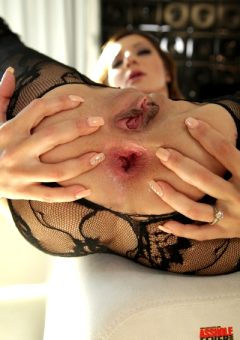 Asshole Fever Alice Romain Alice In Anal Land Wow Shes Such A Dirty Girl