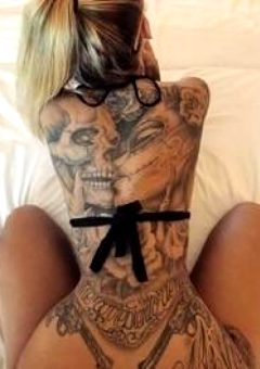 Beautiful Back Tat!
