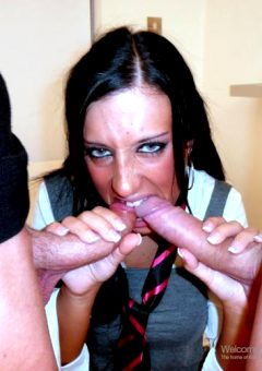 Blowjob Cock In Mouth Sexy