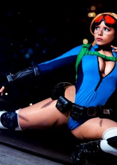 Cammy's Battle Costume Cosplay By Nooneenonicos