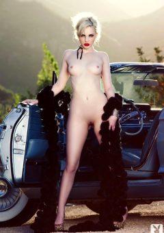 Carissa White – Cruise Control Nude