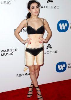 Charli XCX – Wearing Very Interesting Dress