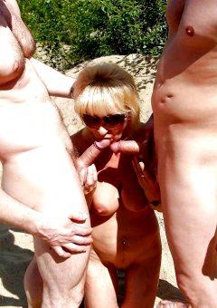 Charming sluts blowing cocks compilation by 'public blowjob'