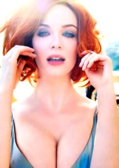 Christina Hendricks Boobs, The 8th Wonder Of The World