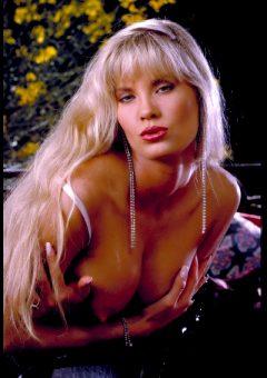 Classic Pornstar Blonde Short Dress
