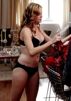 Danielle Panabaker- Unnecessary Roughness