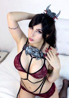 Danielle Vedovelli – Taki Lingerie