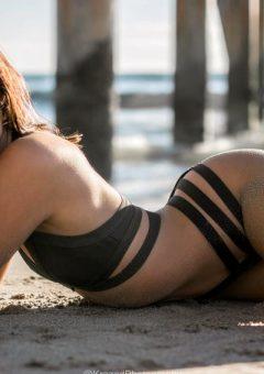 Dazzling Girls In Bikinis Set (24 Pictures)