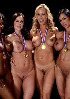 Diamond Jackson, Kendra Lust, Brandi Love And Jewels Jade