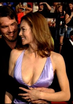Diane Lane Showing Off Her Milfy Goods On The Red Carpet