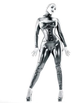 Do You Like My Shiny Catsuit?