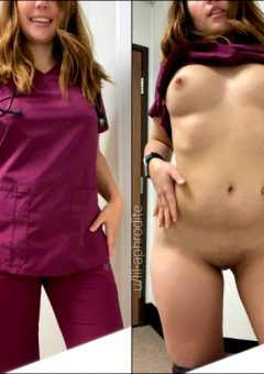 Do You Like Your Nurses Naughty?