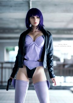 Ghost in ?the shell By Kanra_cosplay