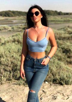 Elena Is Beautiful In Blue