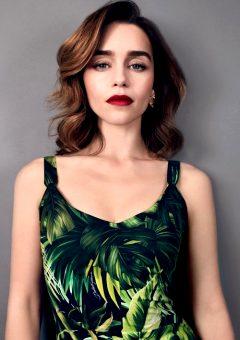 Emilia Clarke For A&E Magazine