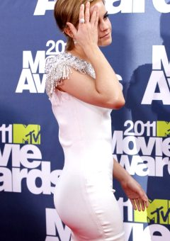 Emma Watson's Butt