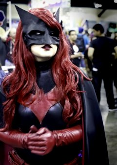 Exceptional costumes collection by 'Women of Comicbook Cosplay'