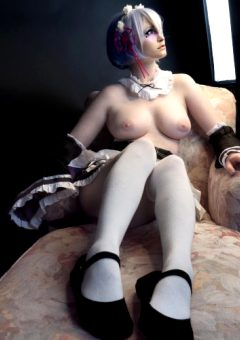 First Time Posting Here. Rem By Your Virtual Sweetheart. Show Me Some Love?