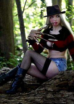 Freddy Krueger By Annie Lee Cosplay