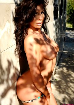 Georgie Serino – Animal Bikini