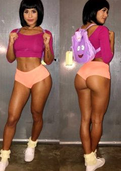 Girls In Tight Shorts (23 Images)